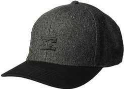 All Day Snapback (Black Heather) Caps