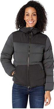 Featherweight Down Jacket (Faded Black) Women's Coat