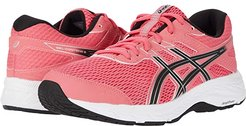 GEL-Contend(r) 6 (Pink Cameo/Pure Silver) Women's Running Shoes