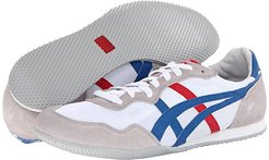 Serranotm (White/Blue) Classic Shoes