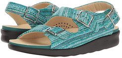 Relaxed (Rainbow Teal) Women's Shoes