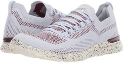 Athletic Propulsion Labs (APL) Techloom Breeze (Ice/Burgundy/Pristine) Women's Running Shoes