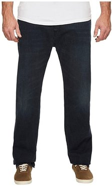 Big and Tall Relaxed Fit in Pure Adriatic Wash (Pure Adriatic Wash) Men's Jeans
