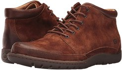 Nigel Boot (Rust/Brown Combo) Men's Lace-up Boots