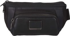 Alpha Bravo Campbell Utility Pouch (Black) Luggage
