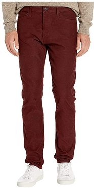 Slim Fit Jean Cut with All Seasons Tech (Chestnut Red) Men's Casual Pants