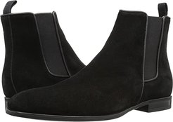 Adrian (Black Dress Suede) Men's Pull-on Boots