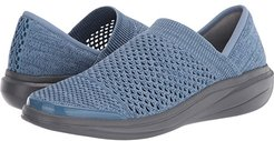 Charlie (Blue Shadow Open Knit) Women's Shoes
