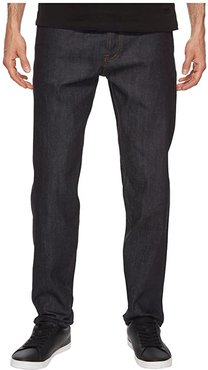 Relaxed Tapered Fit in 11oz Indigo Stretch Selvedge (Indigo Stretch Selvedge) Men's Jeans