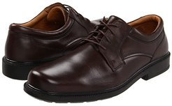 Strategy (Brown Leather) Men's Lace up casual Shoes