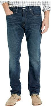 Hampton Relaxed Straight Fit Jeans (Murphy Dark) Men's Jeans
