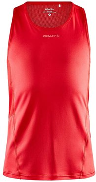 ADV Essence Singlet (Bright Red) Men's Clothing