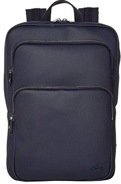 Classic Square Backpack (Peacoat Blue) Backpack Bags