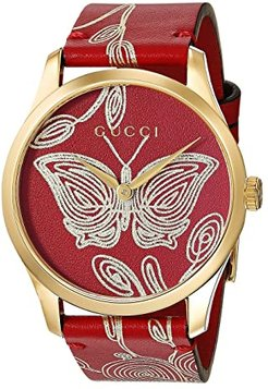 G-Timeless - YA1264054 (Red) Watches