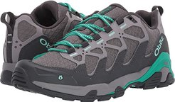 Cirque Low (Pewter/Vivid Green) Women's Shoes