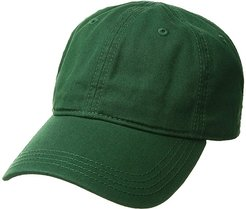 Croc Gabardine Cotton Cap (Green) Caps