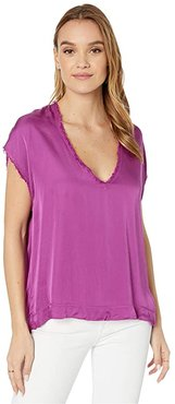 James Tee (Electric Violet) Women's T Shirt