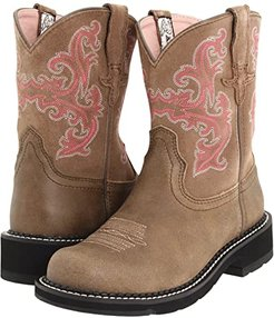 Fatbaby Sheila (Brown Bomber) Cowboy Boots