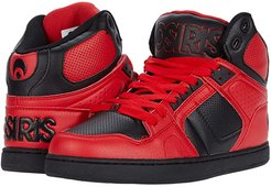 NYC 83 CLK (Red/Black) Men's Shoes