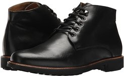 5-Eye Chukka Boot (Black) Men's Lace-up Boots
