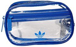 Originals Clear Waist Pack (Collegiate Royal) Day Pack Bags