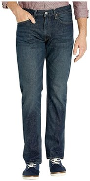 Varick Slim Straight Jeans (Morris Dark) Men's Jeans
