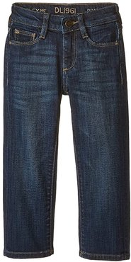 Brady Slim Jeans in Ferret (Toddler/Little Kids/Big Kids) (Ferret) Boy's Jeans