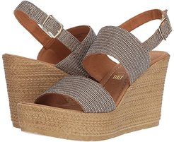 Downtime (Bronze Metallic) Women's Wedge Shoes