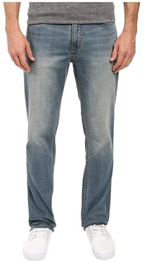 Slim Straight Fit (Silver Bullet) Men's Jeans