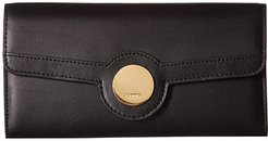 Rodeo RFID Luna Clutch Wallet (Black) Wallet Handbags