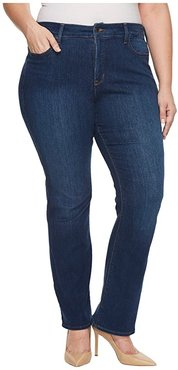 Plus Size Barbara Bootcut Jeans in Cooper (Cooper) Women's Jeans
