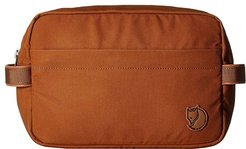 Travel Toiletry Bag (Chestnut) Travel Pouch