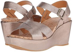 Ava 2.0 (Soft Gold) Women's Wedge Shoes