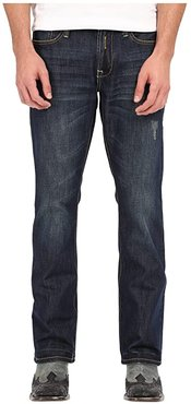 1014 Rocker Bootcut Jean (Blue) Men's Jeans