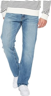 Relaxed Fit Stretch in Light Tide Wash (Light Tide Wash) Men's Jeans