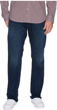 Relaxed Fit Stretch in Pure Deep Bay Wash (Pure Deep Bay Wash) Men's Jeans