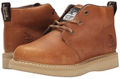 Chukka Wedge (Baraccuda Gold) Men's Work Boots