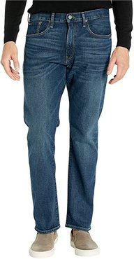 Hampton Relaxed Straight Fit Jeans (Rockford Medium) Men's Jeans