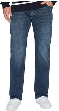 Relaxed Fit Stretch in Gulf Stream Wash (Gulf Stream Wash) Men's Jeans