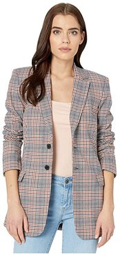 The Blazer (Calla Plaid) Women's Jacket