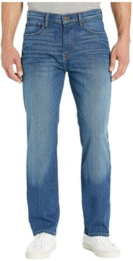 Denim Relaxed Fit Jeans in Medium Wash (Medium Wash) Men's Jeans