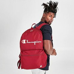 Frequency Backpack in Red