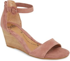 Marla Wedge Sandal, Size 11 M - Red