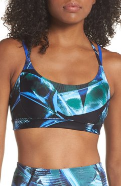 So Hot Print Sports Bra