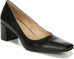 Karina Square Toe Pump