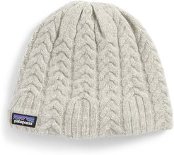 Cable Beanie -