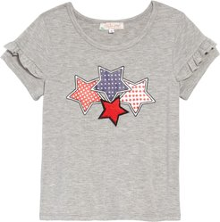 Toddler Girl's Truly Me Star Graphic Tee