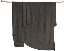 Barefoot Dreams Cozychic Light Ribbed Throw