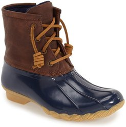 Toddler Sperry Kids Saltwater Duck Boot