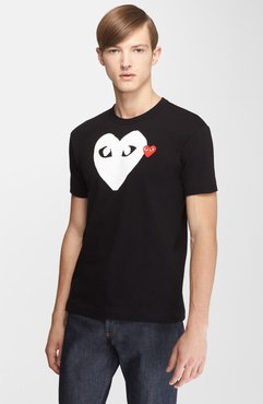 Play X-Ray Heart Logo Graphic Tee